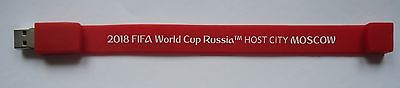 Armband Wristband 2018 FIFA World Cup Russia Host City Moscow