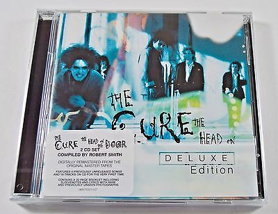 The Cure - The Head On The Door - Deluxe Remastered 2 x CD NEW & SEALED