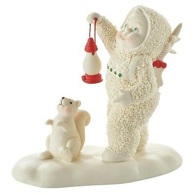 Snowbabies Seeking Adventure Figurine