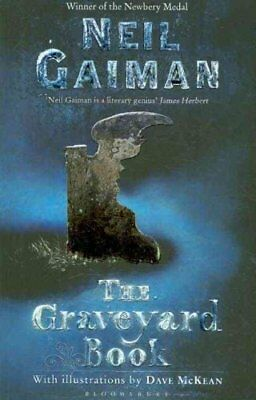 The Graveyard Book by Neil Gaiman 9780747598626 (Paperback, 2009)