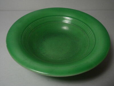 Vtg 1945 Light Green Homer Laughlin Harlequin Pattern Fruit Dessert Bowl Fiesta