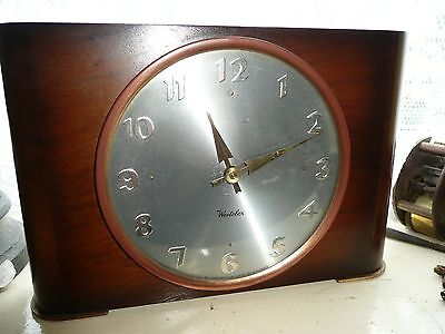 Scottish made vintage Westclox Mantle clock