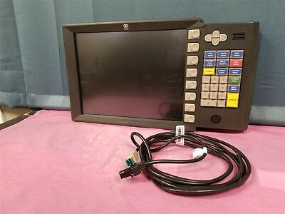 "NCR 5954-1501 RealPOS Dynakey w/MSR, 15"" Display"