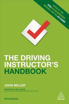 The Driving Instructor's Handbook by John Miller, Margaret Stacey (Paperback,...