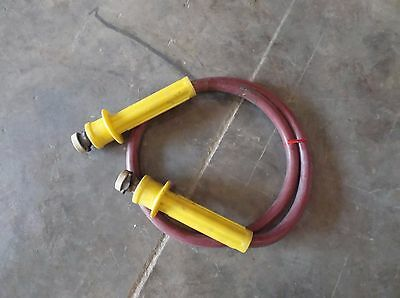 Okocord One Cond 1/0 Lineman Cord Jumper Cable 259 Strd 15000 V, Used