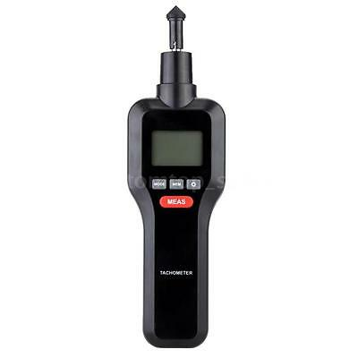 2 in 1 Non-contact Contact LCD Digital Tachometer Handheld Rotate Speed Meter