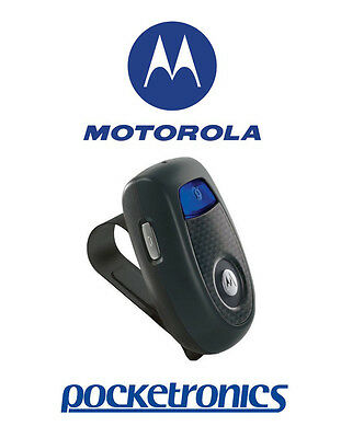 Motorola T305 Bluetooth Portable Handsfree Speaker sun visor clip carcharger NEW