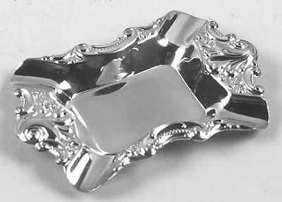 Wallace BAROQUE SILVERPLATE Ash Tray 1316530