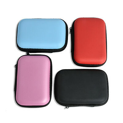 Carry Case Cover Pouch for 2.5'' USB External HDD Hard Disk Drive Protect Bag L7