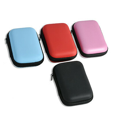 "2.5""Cover External HDD Hard Disk Drive Protect Holder Hard Carry Case Pouch"