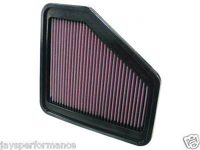 Kn Air Filter (33-2355) Replacement High Flow Filtration