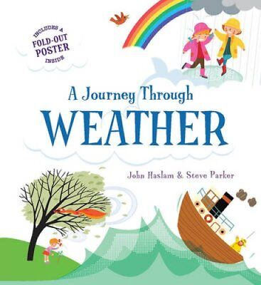A Journey Through Weather by Steve Parker 9781784934507 (Hardback, 2016)