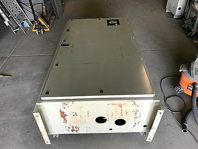 Ge Zenith Auto Transfer Switch 800A 120/240V 3Ph Zg5Sa08033-38S502K-2 Nema3R