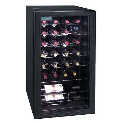 Polar Wine Cooler 28 Bottles 825X430X480mm Drinks Chiller Refrigerator