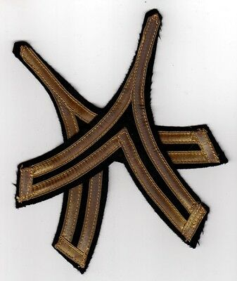 West Point Chevron: Corporal - pair