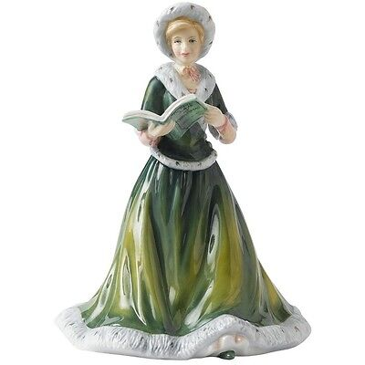 Royal Doulton Ladies On The Sixth Day of Christmas HN 5179 Figurine NEW in box