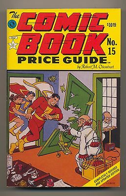 Overstreet Comic Book Price Guide #15 1985 Softcover 15Th Edition Used