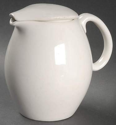 Iroquois CASUAL WHITE 32 Oz Pitcher 4114460