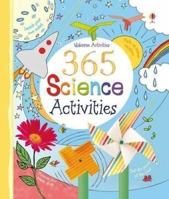 365 Science Activities 9781409550068 (Spiral bound, 2013)