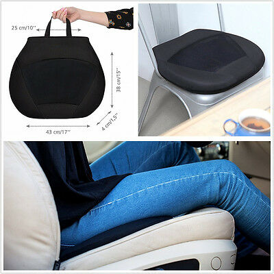 1 Pcs Vehicle Offroad Seat Cushion Orthopedic Gel Mat For Reduce Pressure & Pain