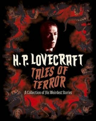 H. P. Lovecraft's Tales of Terror by H. P. Lovecraft 9781785992735