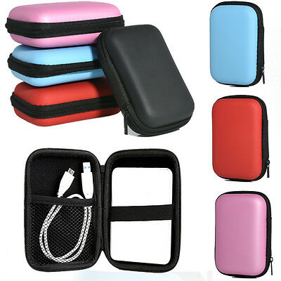 Carry Case Cover Pouch for USB External HDD Hard Disk Drive Protect Bag