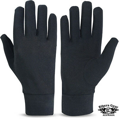 New Bga Thermal Inner Motorcycle /snow/motorcross/cycling Gloves Size Xs - 3Xl