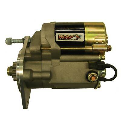 WOSP High Torque Starter Motor Super Duty Denso Type 2.0kW Output XE Red-Top