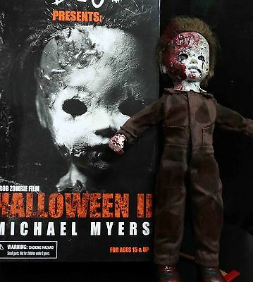 Living Dead Dolls HALLOWEEN MICHAEL MYERS 8'' action figure 2017 handmade gifts