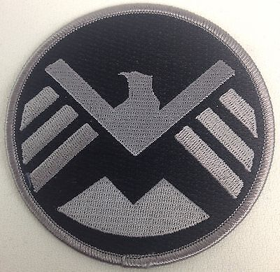 Marvel Agents of S.H.I.E.L.D. - TV Series - Iron-On Patch - Avengers & Nick Fury
