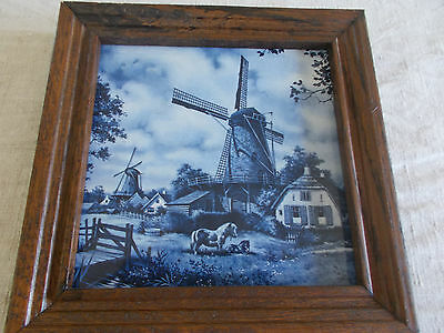 CERAMIC TILE ROYAL MOSA,  DELFT HOLLAND, 1984, Ter STEEGE