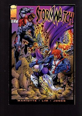 Stormwatch Us Image Comic Vol.1 # 27/'95