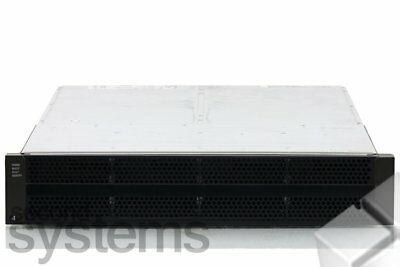 Fujitsu Eternus DX80 DX Expansion Unit / Chassis Drive Array 12x3.5""