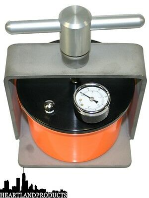 Dental Lab Curing Unit Hydraulic Press Pressure Pot Heartland Products USA Made