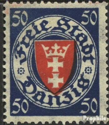 Gdansk 200y ba tested used 1924 State Emblem