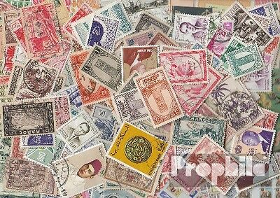 Morocco 100 different stamps