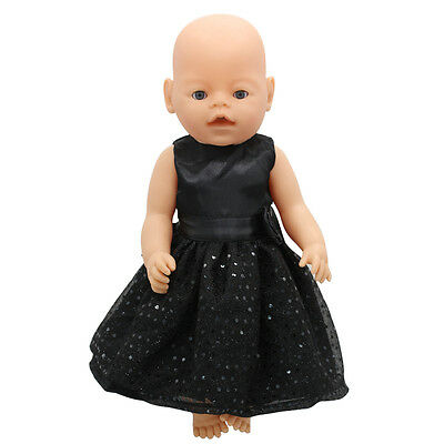 1set Doll Clothes Wear For 43cm Baby Born zapf (only sell clothes ) MG-028