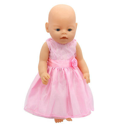 1set Doll Clothes Wear For 43cm Baby Born zapf (only sell clothes ) MG-017