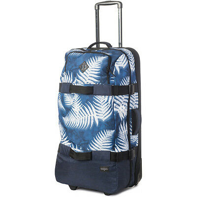 Rip Curl Global Flight Unisex Luggage - Westwind Blue One Size