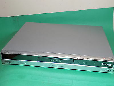 SONY RDR-HXD860 DVD Recorder with 160GB HDD Recording Silver Working order