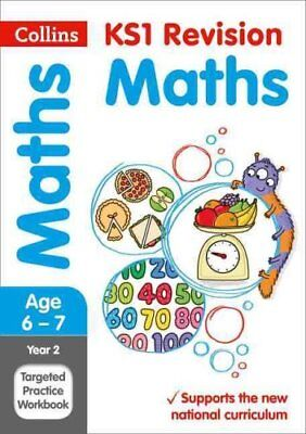 Year 2 Maths SATs Targeted Practice Workbook 2018 Tests 9780008179007