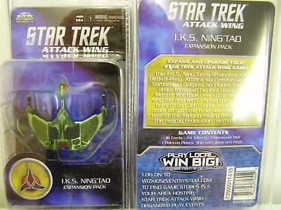 Star Trek Attack Wing I.K.S. Ning´Tao  Expansion / Erweiterung