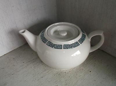 CAMEO Durable China Hotel Restaurant Institutional Ware Teapot Tames