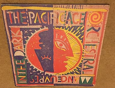 "Orchestral Manoeuvres in the Dark - The Pacific Age  12"" vinyl lp   Virgin V2398"