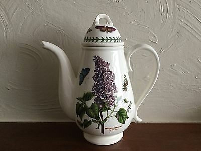 Portmeirion Botanic Garden Large Coffee Pot Quot New And