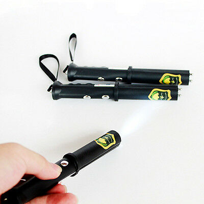 Funny Electric Shocking Shock Stick  Flashlight Toy Joke Gadget Prank Trick Gag