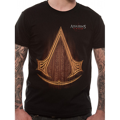 Assassin's Creed Movie - Icon Logo (T-Shirt Unisex Tg. S)