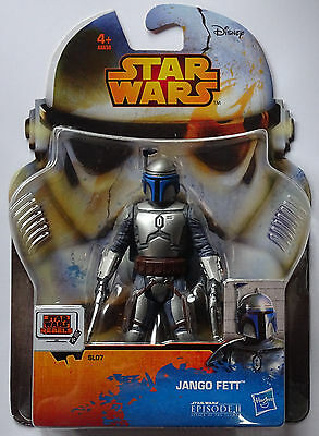 HASBRO® A8650 STAR WARS™ Rebels™ Jango Fett™ (SL07)