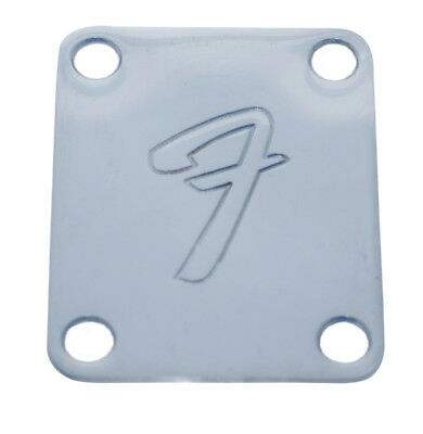 Fender F Style 4 Bolt Neck Plate (0991448100) (NEW)