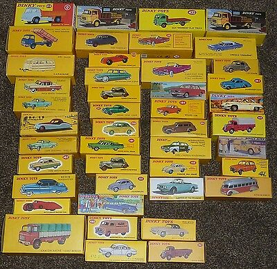 Dinky Toys (Atlas) Boxed In Mint Condition (Choose Your Model)